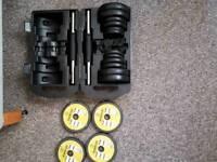 York Fitness 28 kg