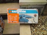 Black and Decker Ka175 sander