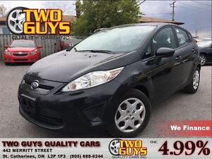 2013 Ford Fiesta SE   Power Group   Automatic   A/C   Sync
