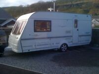 FOR SALE Coachman vip 460 - 2 berth Luxury touring Caravan - year 2004, very little use from new