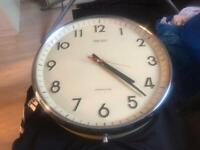 Seiko Transistor Wall Clock Vintage