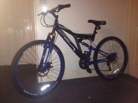 men's / boys Dunlop sports mountain bike