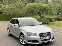 2010 Audi A3 1.6 TDI Sport Sportback Full Service History 2 Keys + Not Seat Vw Ford