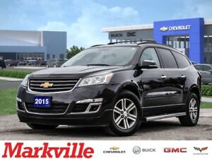 2015 Chevrolet Traverse 2LT-AWD-LEATHER-GM CERTIFIED PRE-OWNED-T