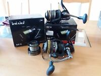 Nash Dwarf BP6 Fishing reels x2