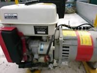 Honda generator 3.75kw