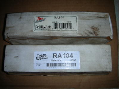 Tweco Esab Ra104 2084-2104 Torch Block 400 Amp Mig For Ra Robotic Automation Nos
