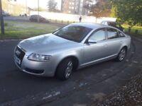 56 reg audi a6 diesel drives well quick sale cheap car