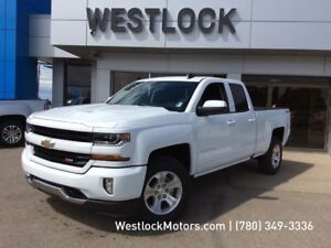2017 Chevrolet Silverado 1500 Equipped With Teen Driver