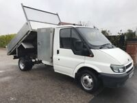 Ford transit tipper 2001