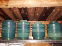 Garden Growbag Watering Pots