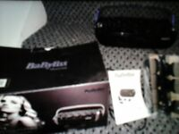 Babyliss heated rollers in box