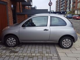 Nissan Micra 2004, 1.2, automatic