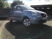 Kia Picanto Full Years Mot Low Miles 1 Litre Petrol Cheap To Run And Insure Great For First Car !!!