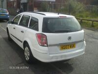 Vauxhall Astra Estate 1.2 for sale