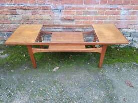 Mid century g plan coffee table