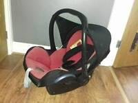 Maxicosi cabriofix car seat 0-13kg
