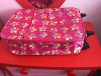 Pink Luggage for girls