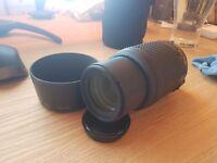 Nikon 55-200MM F/4-5.6 AF-S VR DX
