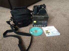 Nikon Coolpix L320 bridge camera