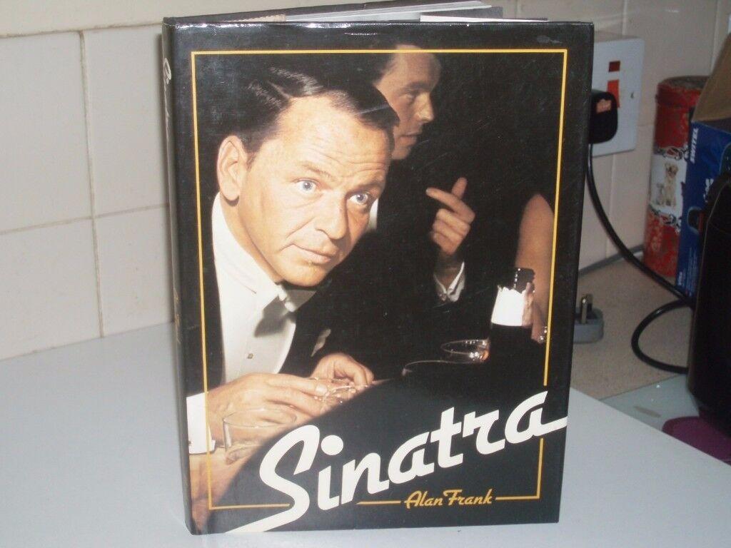 Frank Sinatra Book by Alan Frank