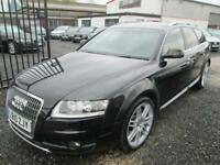 Audi A6 Allroad 3.0 TDI QUATTRO 5dr TIP AUTO S LINE SPECIAL EDITION + 1 OWNER FROM NEW (black) 2010
