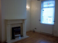 2 Bedroom mid terrace house in Bishop Auckland, quiet location near river. Gas CH, redecorated.