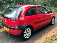 Vauxhall Corsa 1.2 SXI 3dr with Long MOT & Just Had Major Service inc Timing Chain