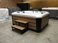 Brand New 3 Seat Balboa Hot Tub with Twin Lounge Seats - Free Delivery/Installation.