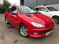 2006 Peugeot 206 Verve 1.4 Mot Jan 19 Only 77k £1500