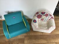 Chicco twist Children's sofa chair and other