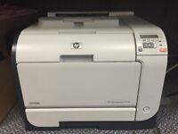 HP Color Laserjet CP 2025 printer for repair or spares