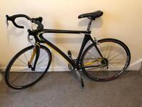 Complete Carbon fibre road bike 350£