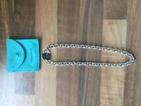 Tiffany silver necklace