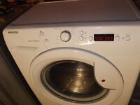 Hoover 7kg washing machine in good clean working order comes with 3 months warranty