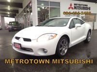 2008 Mitsubishi Eclipse GT-P 6-speed manual, fully loaded!