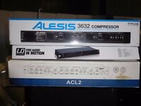 Alto ACL2 compressor / limiter brand new in box