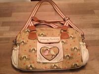 Yummy Mummy bird baby changing bag