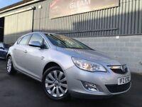 2011 Vauxhall Astra 1.4 SE Turbo Full MOT FSH Low Insurance FINANCE AVAILABLE
