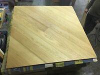 Oak boarded ply flooring