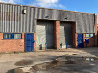 Commercial Unit / Garage / Workshop / Warehouse Available for Rent on Trent South Ind Pk Nottingham