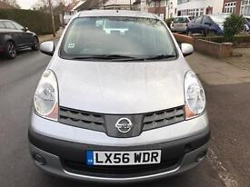 Nissan note 1.6 se automatic 2006 mileage22831 immaculate condition