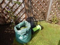 Push lawnmower for sale - great condition