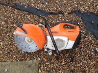 TS410 sthil petrol saw