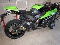 Kawasaki ZX10R Ninja ABS 998cc 2014