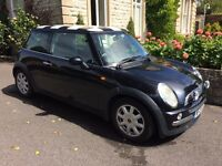 MINI COOPER 2004   One lady owner from new   excellent condition throughout