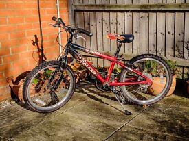 Child's Bike, Raleigh, 18 inches