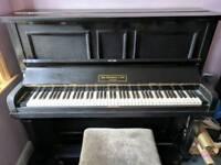 John Brinsmead Upright Piano