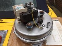 Combo boiler fan in good working order
