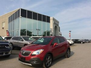 2014 Buick Encore Convenience, Bluetooth, Sirius, Clean Carproof
